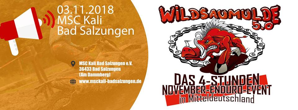 November Enduro Bad Salzungen 2018